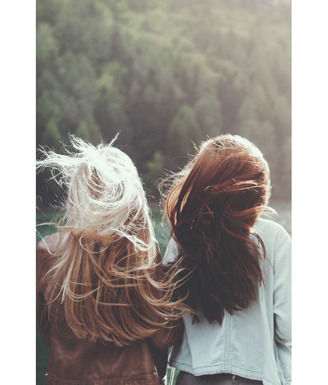 Pin Girls Hair