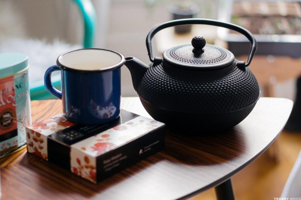 Mes thés et infusions préférés - Trendy Mood