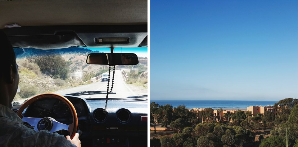 Maroc-Taxi-Taghazout