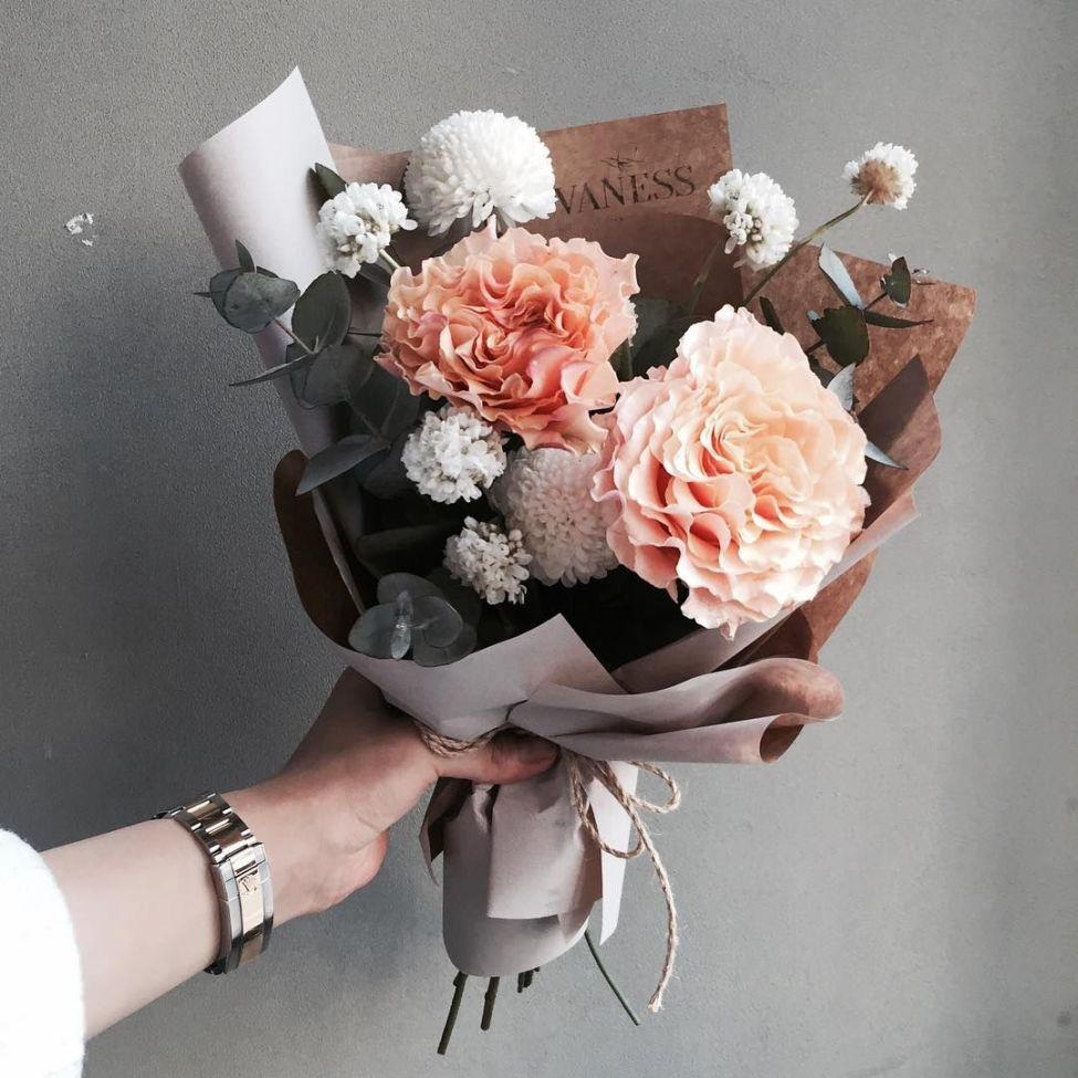 Beau bouquet de fleurs - Vaness