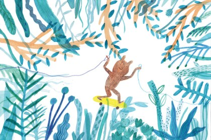 Dans la jungle - Marion Barraud
