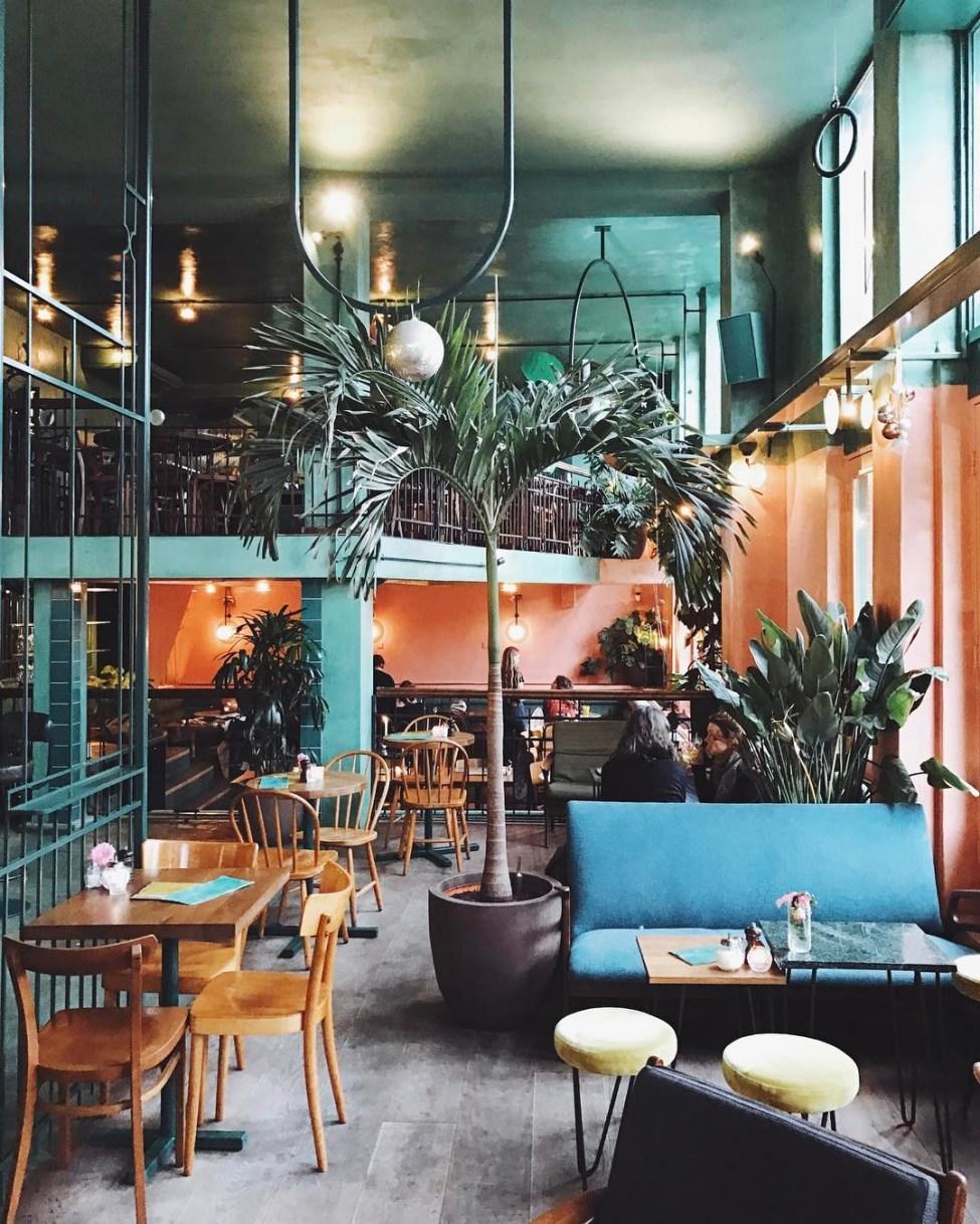 Bar Botanique Amsterdam Jules Villbrandt