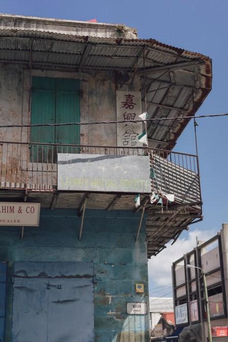 Quartier chinois - Port Louis