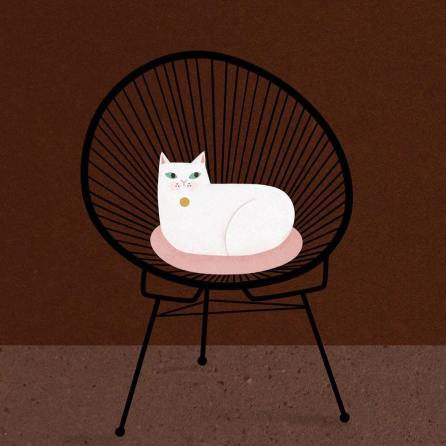 Illustration - Chat - Sara Barnes