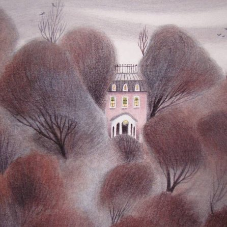 Illustration - Maison - Sara Barnes