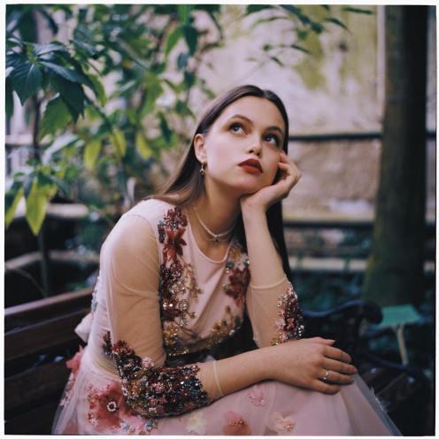 Katerina Marchenko - Broderie sur tulle - Robe 2