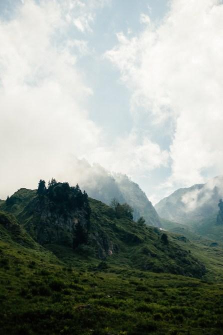 Randonnée Col d'Ilhéou - Pyrénées