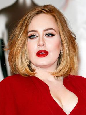 Carré long - Adele