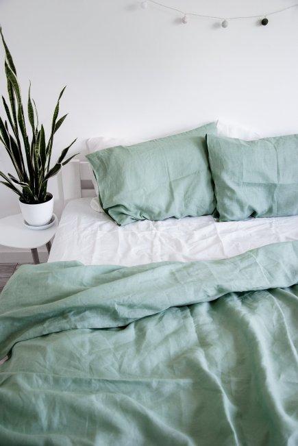 Parure de lit en lin - Sea me linen