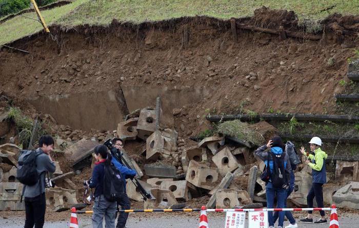 News Giappone: sisma magnitudo 6.5, 21 feriti – Ultima Ora
