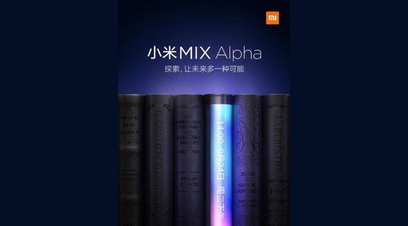 Xiaomi Mi MIX Alpha è la rivoluzione degli smartphone, secondo questo render