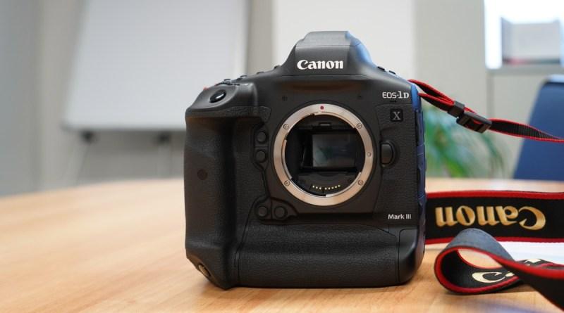 Canon EOS-1D X Mark III: caratteristiche, foto, prezzo