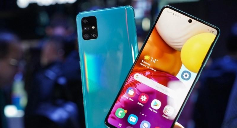 Samsung Galaxy A51 e Galaxy A71: midrange alla riscossa | VIDEO
