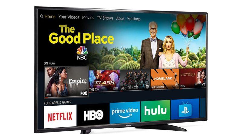 Amazon ufficializza l'arrivo in Italia dei televisori Fire TV Edition e di una soundbar