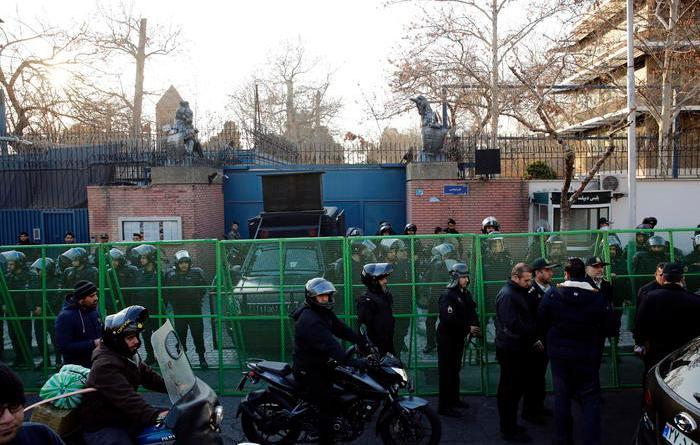 Iran: Trump, non uccidete manifestanti