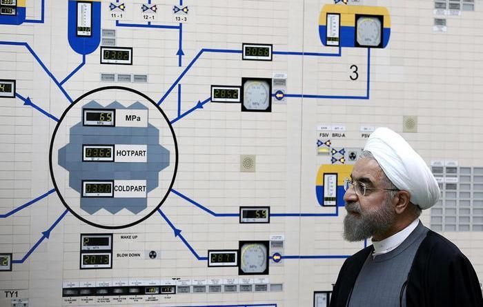 Iran,l'8/4 nuova generazione centrifughe