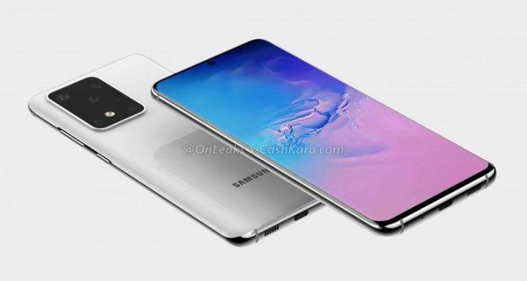 Samsung Galaxy S20, anche le cover ufficiali rivelate da un leak