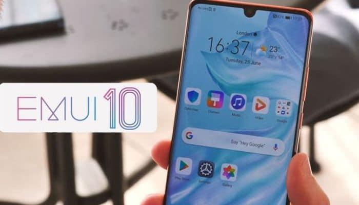 Huawei EMUI 10: l'aggiornamento è pronto, questi i dispositivi