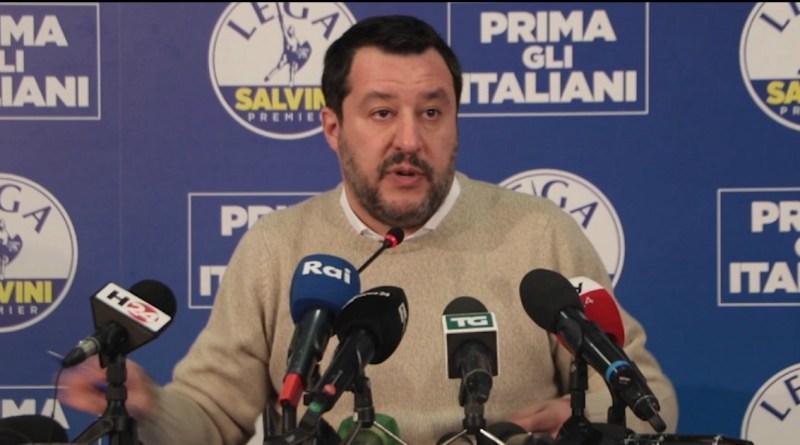 """Migranti, Salvini: """"Mi è arrivata un'altra richiesta di processo"""". È sul caso Open Arms"""