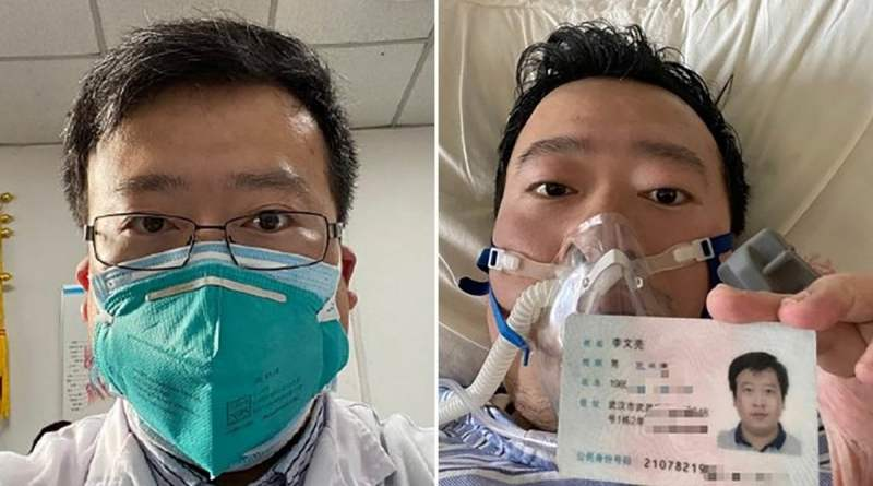 Coronavirus, contagiato il medico eroe cinese che per primo lanciò allarme