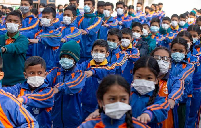 Xi a Trump, fiduciosi controllo epidemia