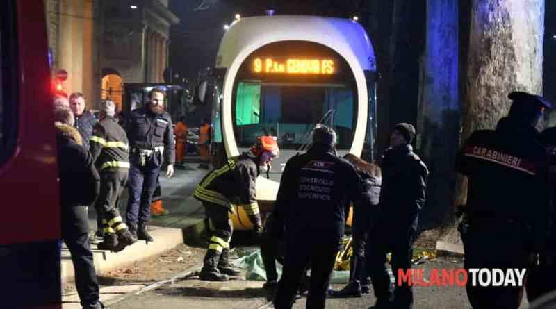 Milano, incidente in piazza Oberdan, ragazza travolta e uccisa dal tram della linea 9