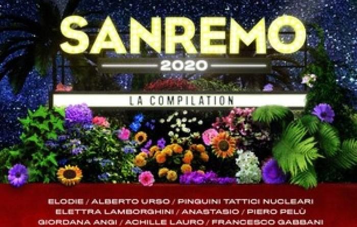 Effetto Sanremo, in vetta la compilation del festival