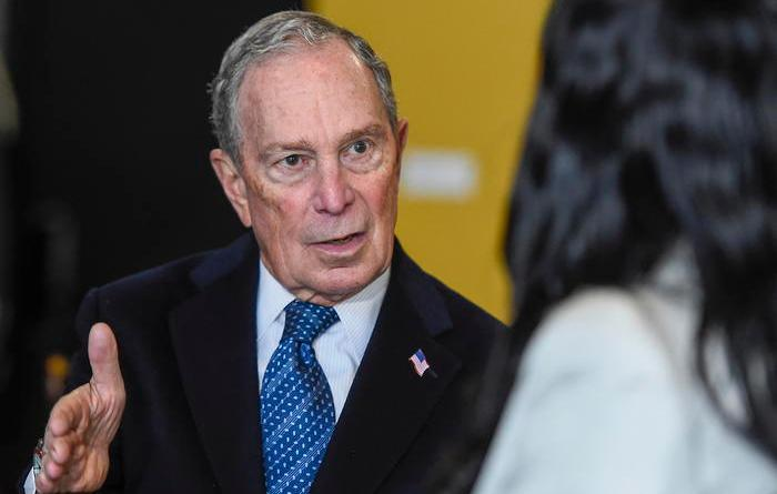 Bloomberg pensa a Hillary come vice