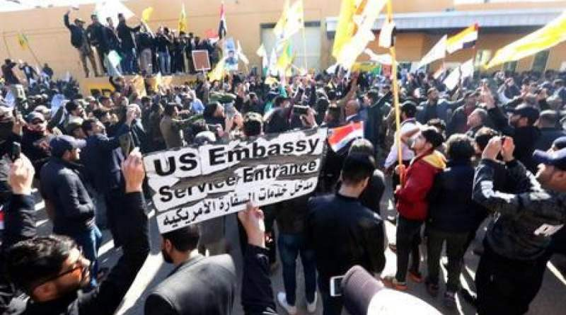 Iraq: razzi esplodono vicino ambasciata Usa a Baghdad