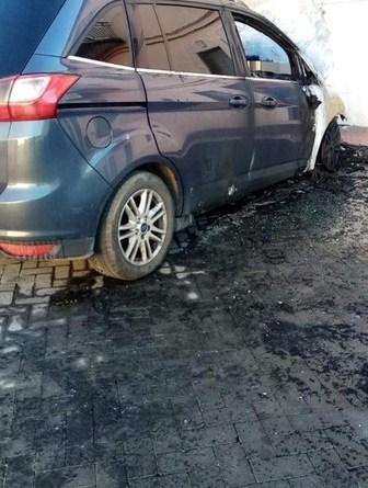 Incendiata auto sindacalista Cisl Foggia