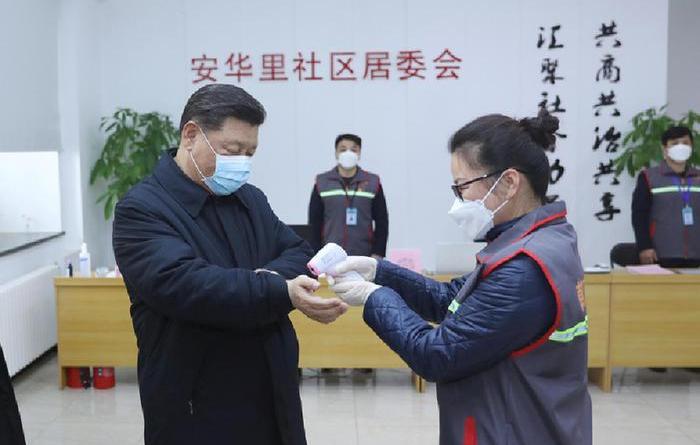 Xi sapeva di emergenza dal 7 gennaio