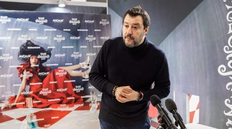 """Salvini sull'aborto: """"Il pronto soccorso non è soluzione a stili vita incivili"""""""