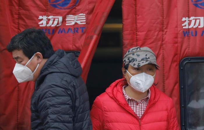 Cina, sono 2.000 i morti per Covid 19