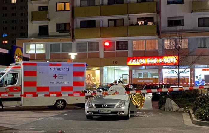 Hanau: anche curdi fra vittime strage