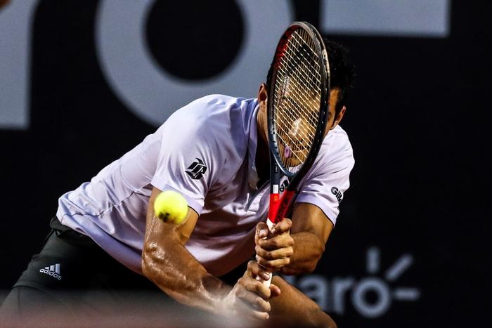 Tennis: si ferma in finale Mager, Atp Rio a Garin