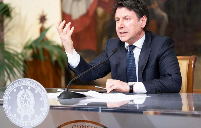 Conte sente maggioranza su Cura Italia