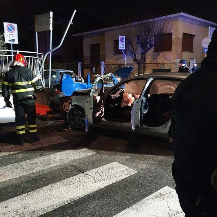 Pirati strada: ignora stop e centra auto, un morto – Ultima Ora – ANSA