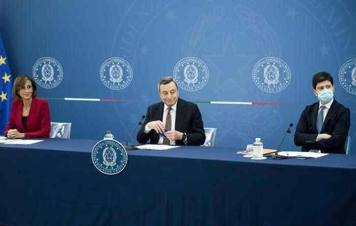 Covid, appello di Draghi agli italiani: 'Vaccinatevi. Il Green pass serve a non chiudere non è un arbitrio' – Cronaca – ANSA
