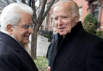 """4 luglio, gli auguri di Mattarella a Biden: """"Ci lega rapporto eccezionale"""""""