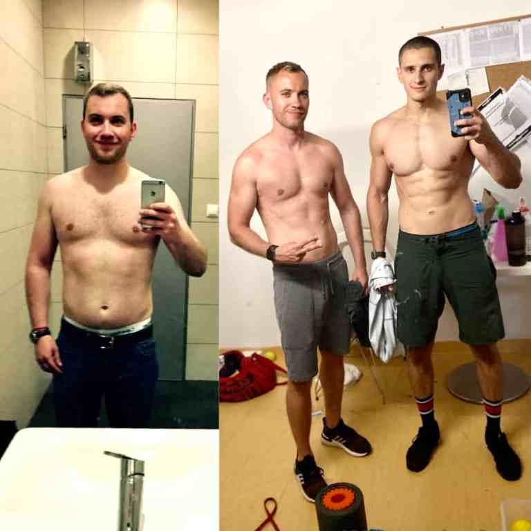 Osobný fyzio a fitness tréner Golem Club Žilina a premena