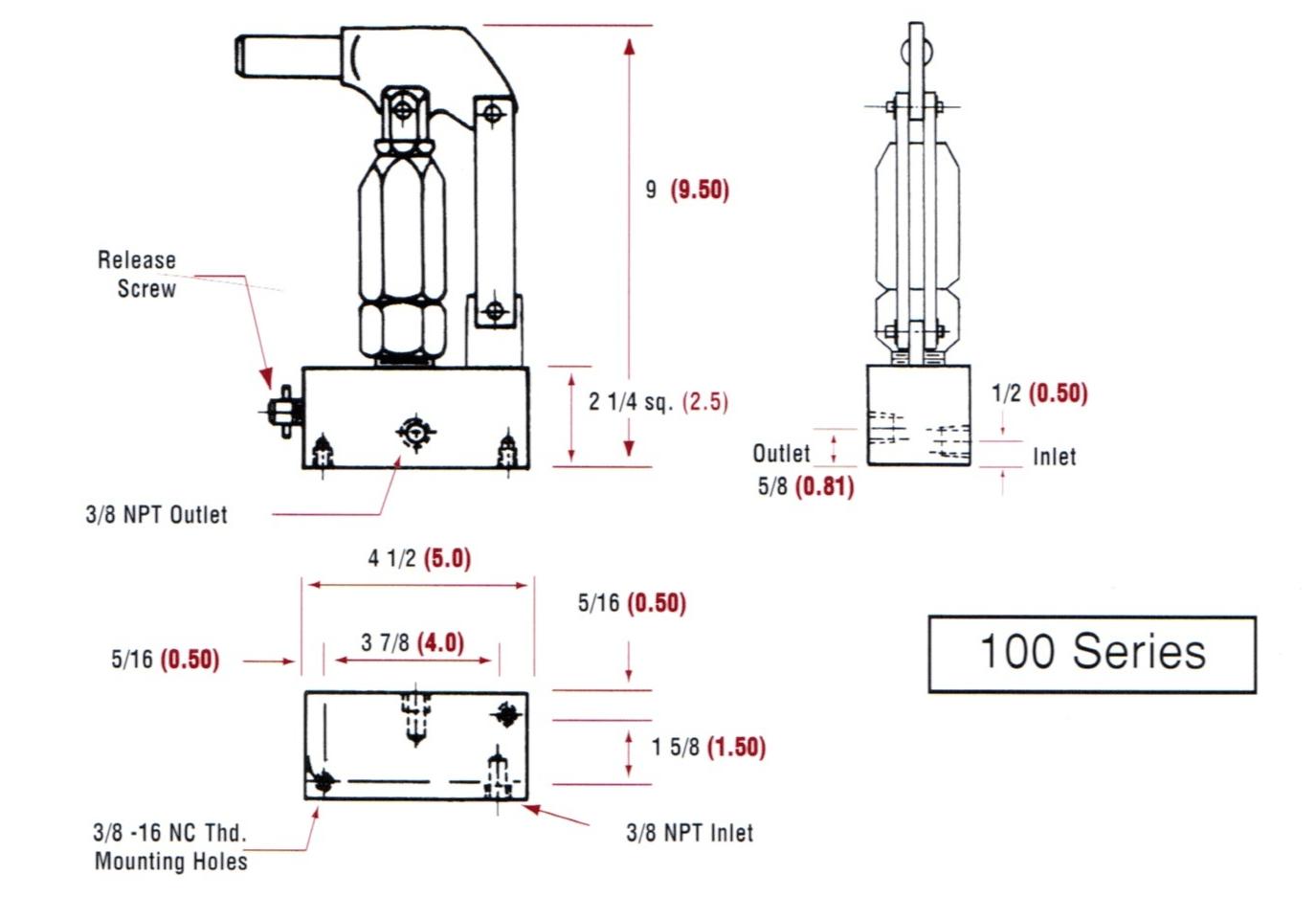 Hydraulic Cylinder Breakdown Pic