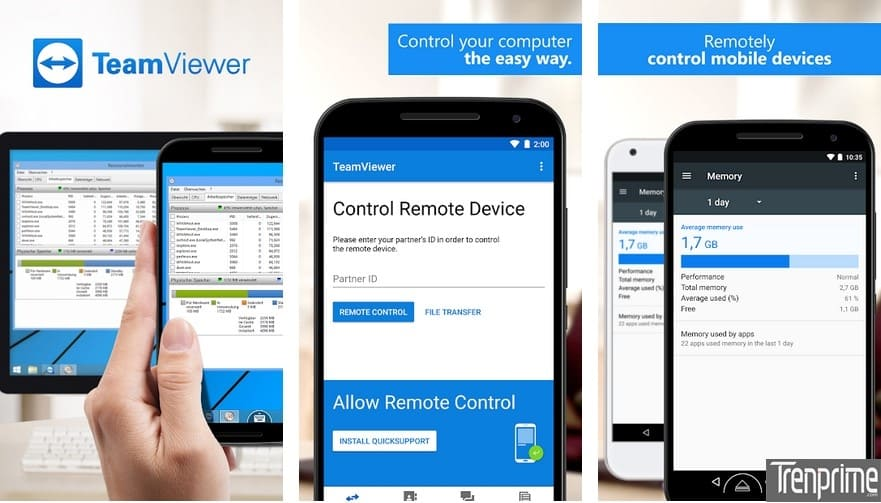 teamviewer for remote