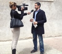 Riccardo con RTTR