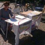 Raccolta firme M5S Bolzano
