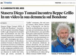 1024_stasera Diego Tomasi incontra Beppe Grillo