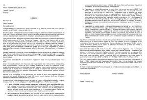 esposto Corte dei Conti_14 marzo