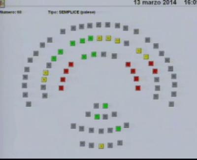 votazione serodoli