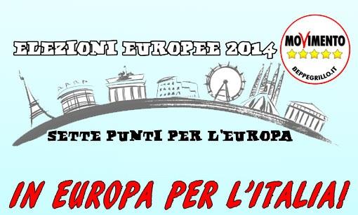 Candidati M5S del Trentino Alto Adige per elezioni Europee