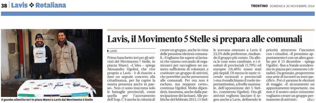 IlTrentino-30112014-pg38-banchetto-di-Lavis