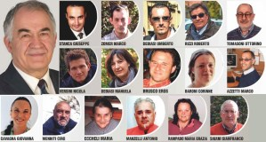 Candidati di lista M5S per elezioni comunali di Ala